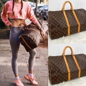 💎✨AUTHENTIC✨💎Louis Vuitton Keepall 45 Boston Bag